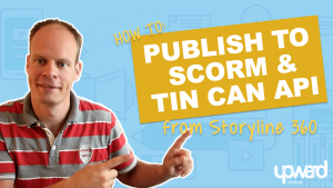 publish scorm to a tin can api