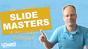 upward online learning slide masters