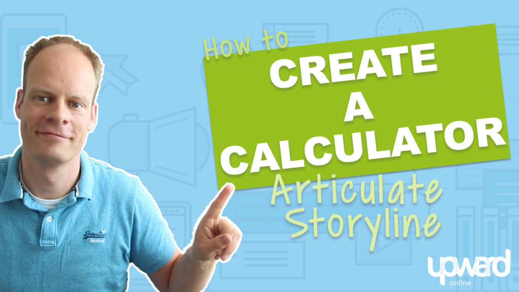 Articulate Storyline Calculator