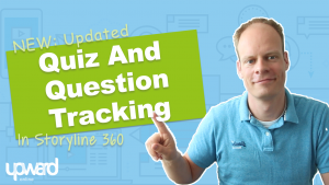 Articulate Storyline Quiz Tracking