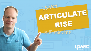 Articulate Storyline Rise tutorial