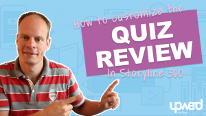 Quiz review Articulate Storyline