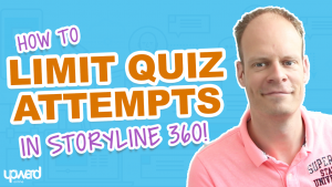 Limit quiz attempts
