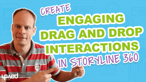 Storyline drag and drop