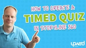 Timed quiz articulate storyline